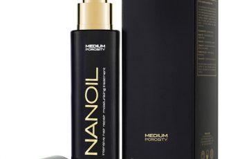 Nanoil haarregeneratieverbeterende olie